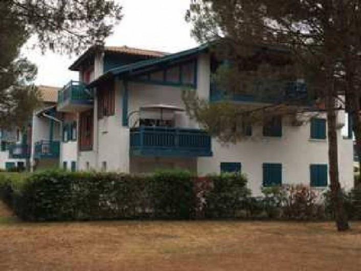Location de vacances - Appartement à Soorts-Hossegor - la résidence