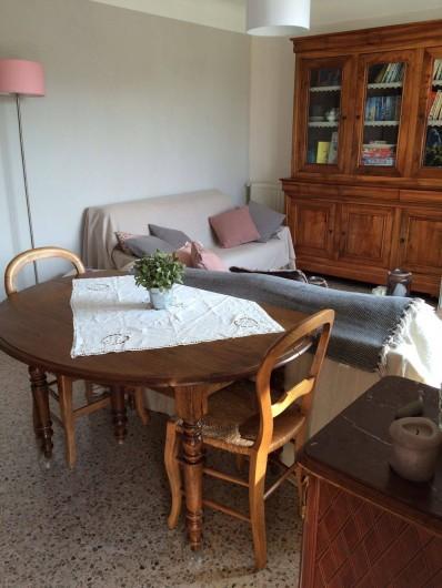 Location de vacances - Villa à Aubagne - Vue du salon