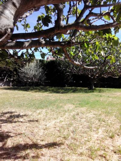 Location de vacances - Villa à Aubagne - jardin à Aubagne