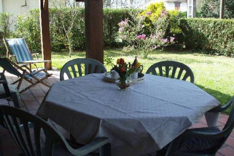 Location de vacances - Villa à Meschers-sur-Gironde