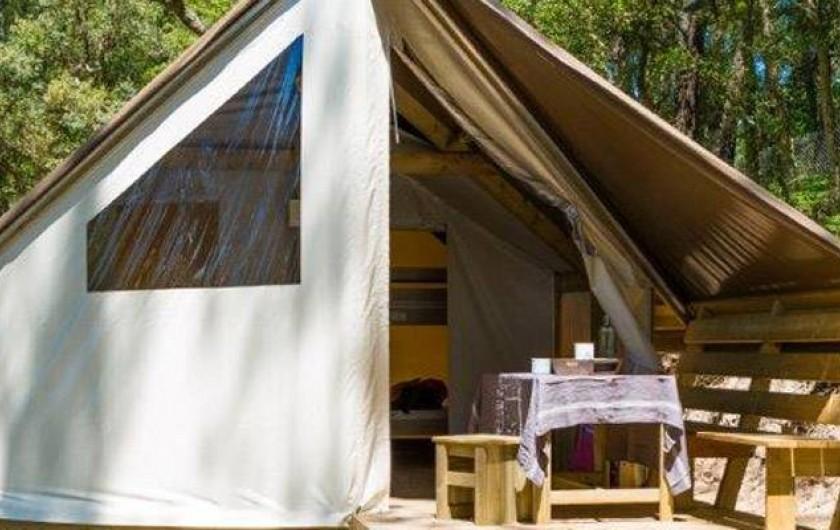 Location de vacances - Camping à Soulac-sur-Mer