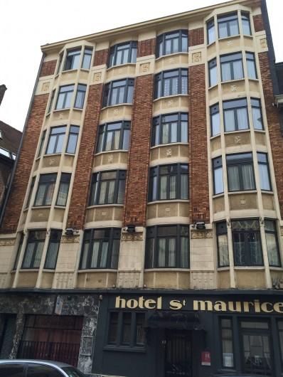 Location de vacances - Hôtel - Auberge à Lille - Façade