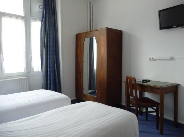 Location de vacances - Hôtel - Auberge à Lille - Chambre Twin