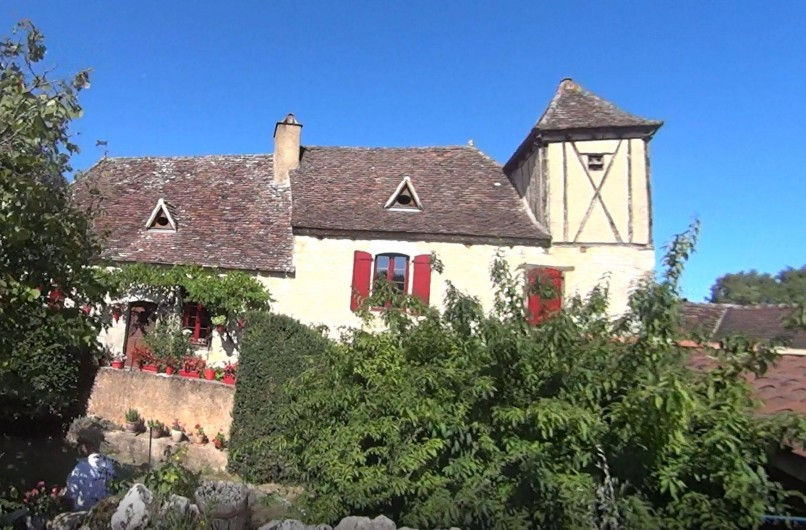 Location de vacances - Chambre d'hôtes à Rocamadour