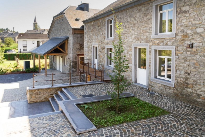 Location de vacances - Gîte à Vencimont