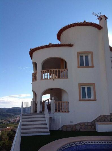 Location de vacances - Villa à Pedreguer