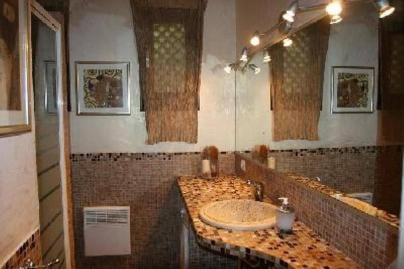 Location de vacances - Villa à Lecci - Salle de bains