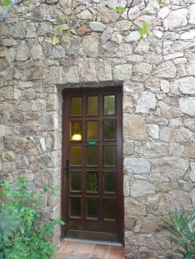 Location de vacances - Villa à Lecci - Entrée