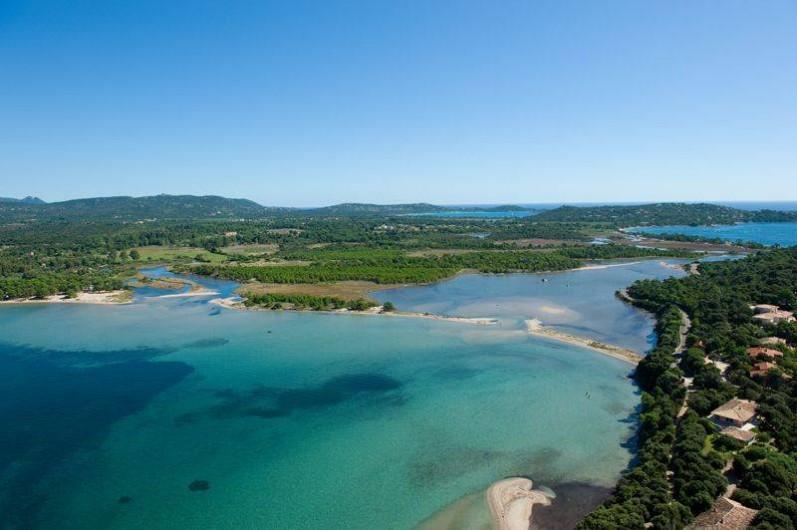 Location de vacances - Villa à Lecci - Golfo di Sogno, accès immediat depuis Benedettu