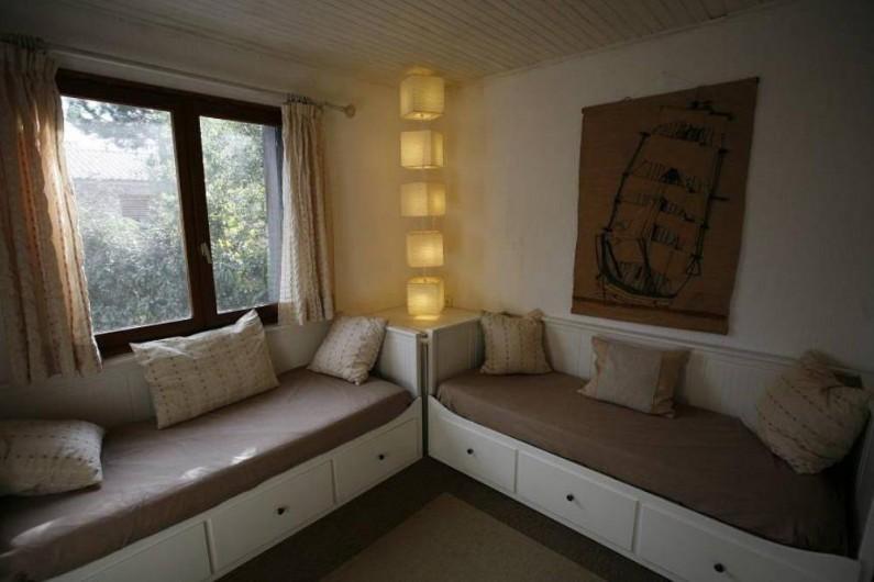 Location de vacances - Villa à Lecci - Chambre