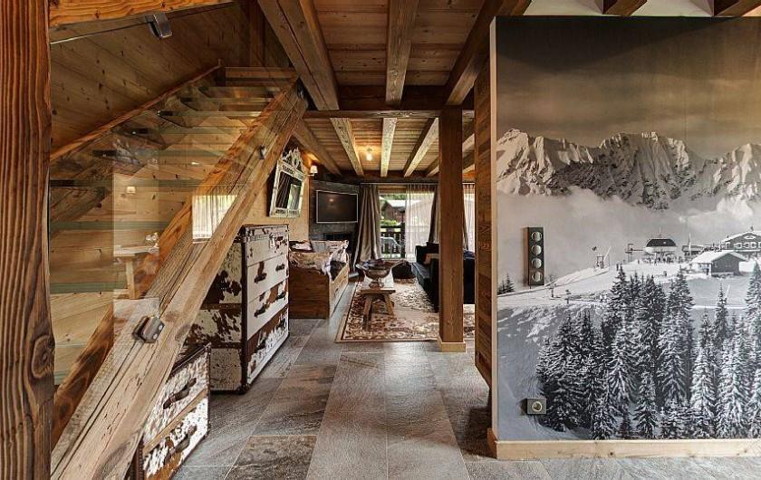 Location de vacances - Chalet à Megève - entry