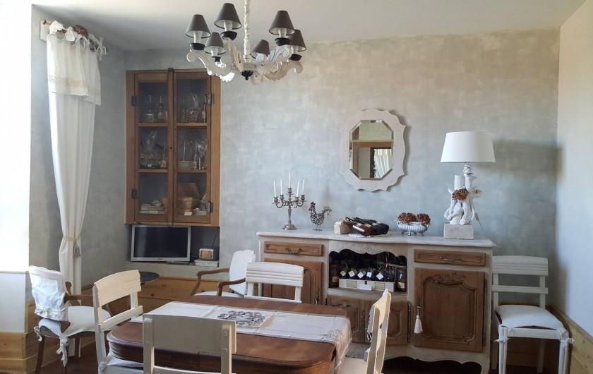 Location de vacances - Appartement à Laignes