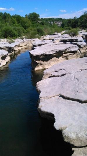 Location de vacances - Gîte à Casteljau - rocher