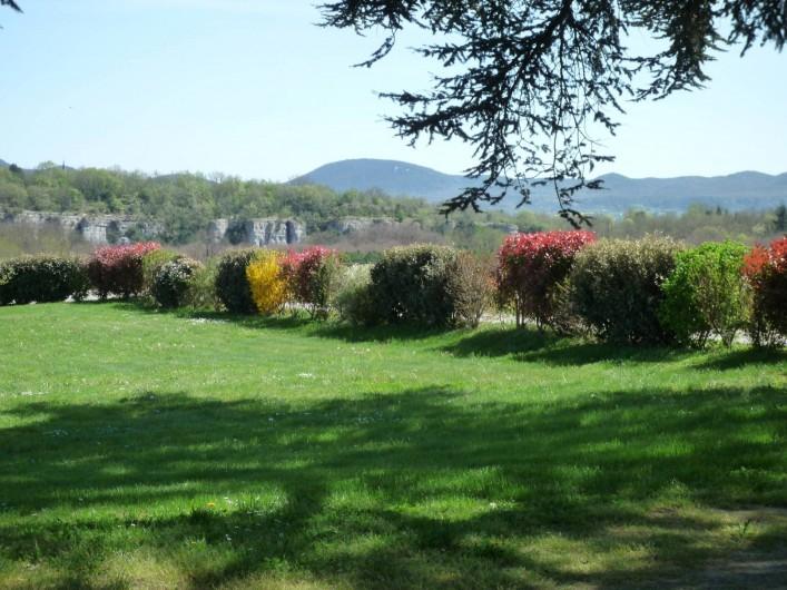 Location de vacances - Gîte à Casteljau - cour