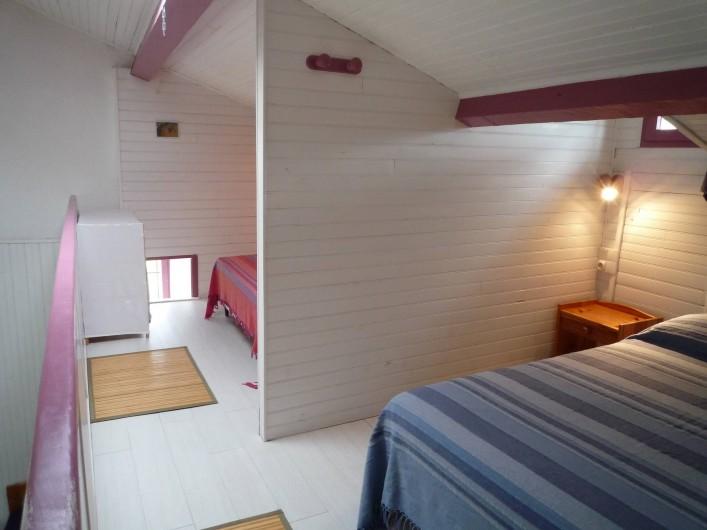 Location de vacances - Gîte à Casteljau - mezzanine