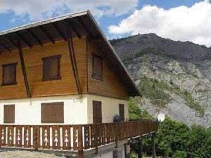 Location de vacances - Chalet à Le Seignus Bas