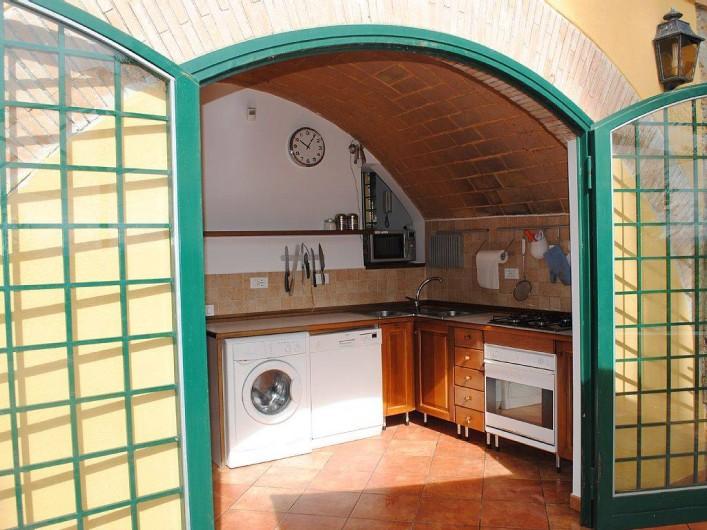 Location de vacances - Villa à Sacrofano