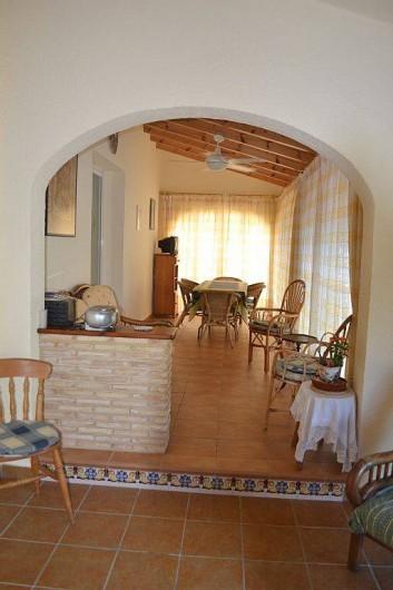 Location de vacances - Villa à Alcanalí