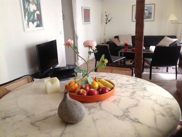 Location de vacances - Appartement à Paris