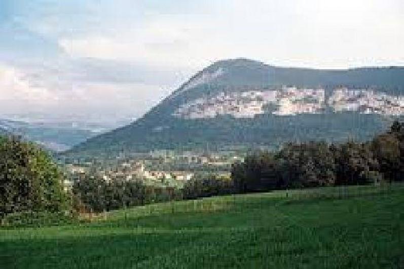 Location de vacances - Maison - Villa à Cusy - Vue sur la montagne