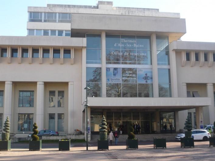 Location de vacances - Maison - Villa à Cusy - Office de tourisme/Thermes d'Aix-les-Bains