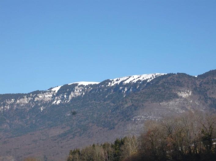 Location de vacances - Maison - Villa à Cusy - Montagne Le Semnoz (station de ski et luge d'été)
