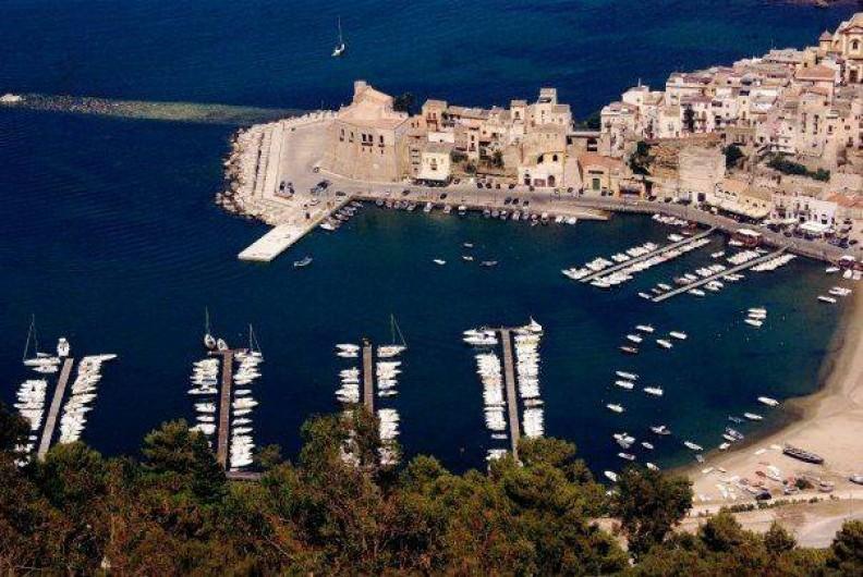 Location de vacances - Villa à Castellammare del Golfo