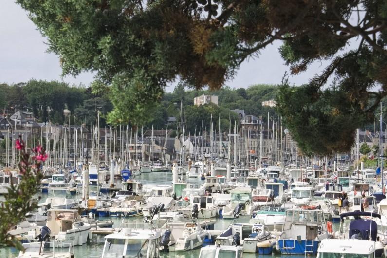 Location de vacances - Appartement à Saint-Valery-en-Caux - Le port de plaisance