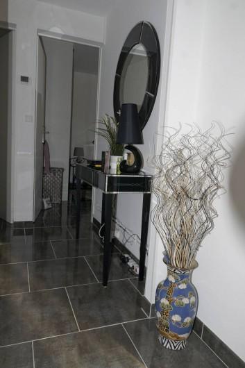 Location de vacances - Appartement à Saint-Valery-en-Caux - L'entrée de l'appartement