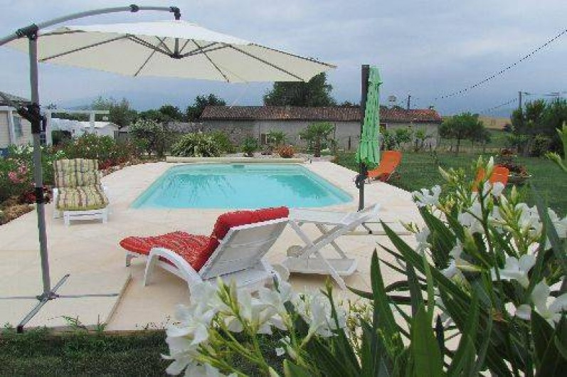 Location de vacances - Villa à Montespan