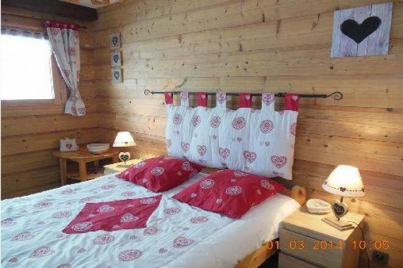 Location de vacances - Chalet à Hauteluce