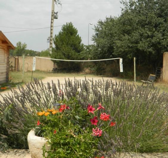 Location de vacances - Gîte à Gargas - Badminton