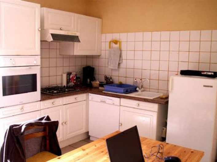 Location de vacances - Gîte à Gargas - Coin cuisine
