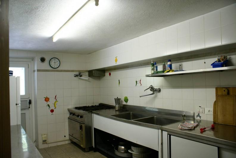 Location de vacances - Maison - Villa à Valle Aurina - la cuisine