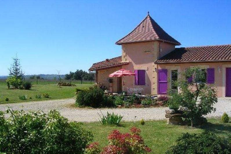 Chambre DHtes LAnatide  Proissans Avec Piscine  Dordogne