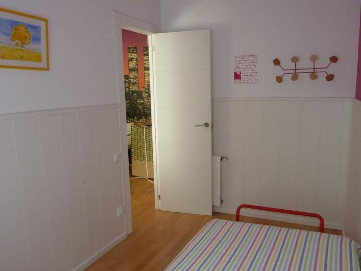 Location de vacances - Appartement à Barcelone - Chambre simple
