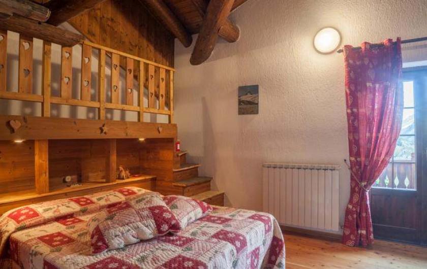 Location de vacances - Hôtel - Auberge à Rhêmes-Notre-Dame - Chambre familiale