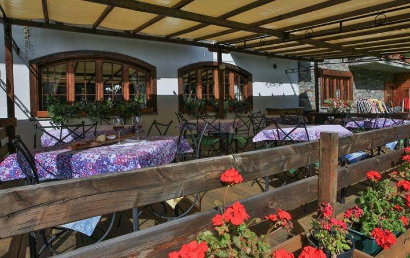 Location de vacances - Hôtel - Auberge à Rhêmes-Notre-Dame - Terrace