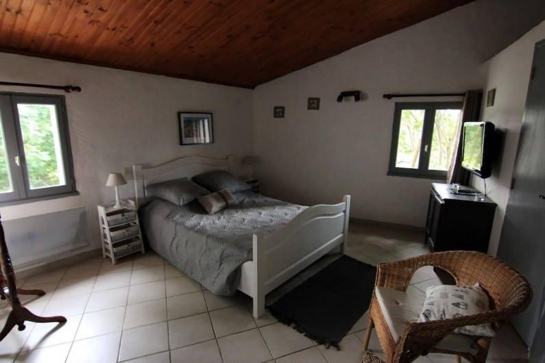 Location de vacances - Gîte à Mollans-sur-Ouvèze - La chambre calme et confortable