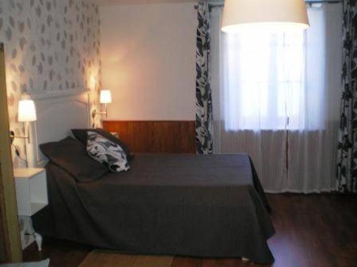 Location de vacances - Gîte à Prénovel - lit 2 places dans grand salon