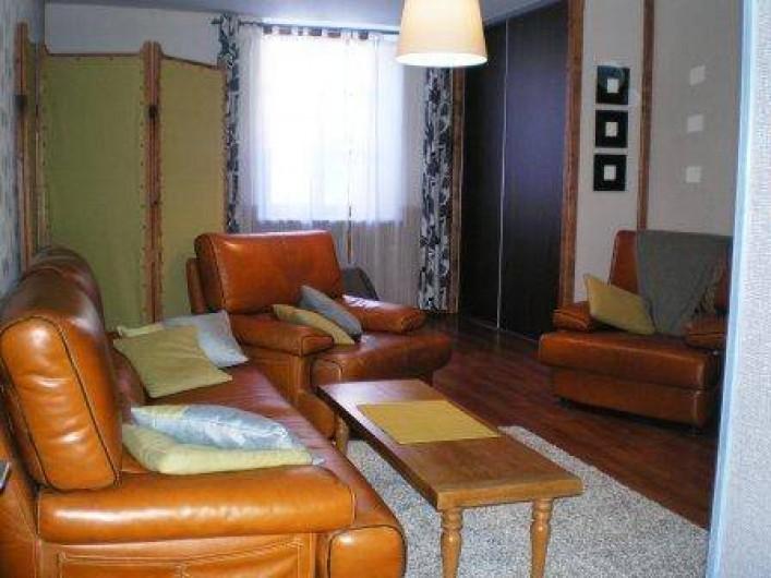 Location de vacances - Gîte à Prénovel - salon