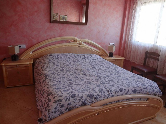 Location de vacances - Appartement à Cullera - chambre matrimoniale  13 eme
