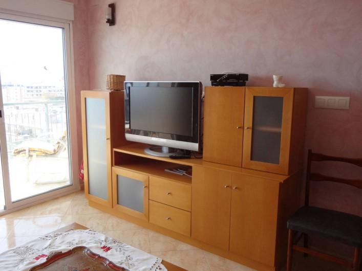 Location de vacances - Appartement à Cullera - salon 13 eme