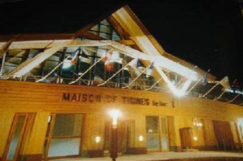 Location de vacances - Studio à Tignes
