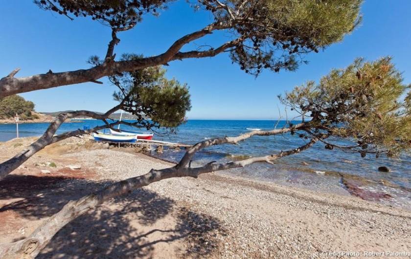 Location de vacances - Villa à La Seyne-sur-Mer - La Verne
