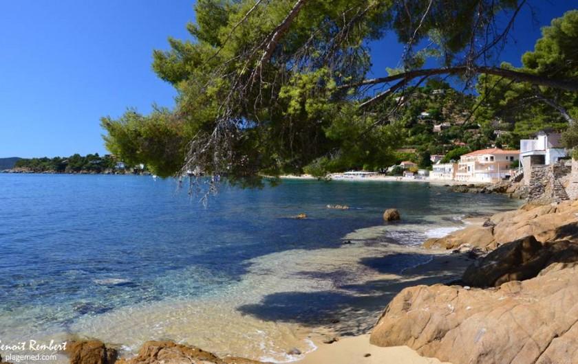 Location de vacances - Villa à La Seyne-sur-Mer - La Verne/ Plage de Fabrégas