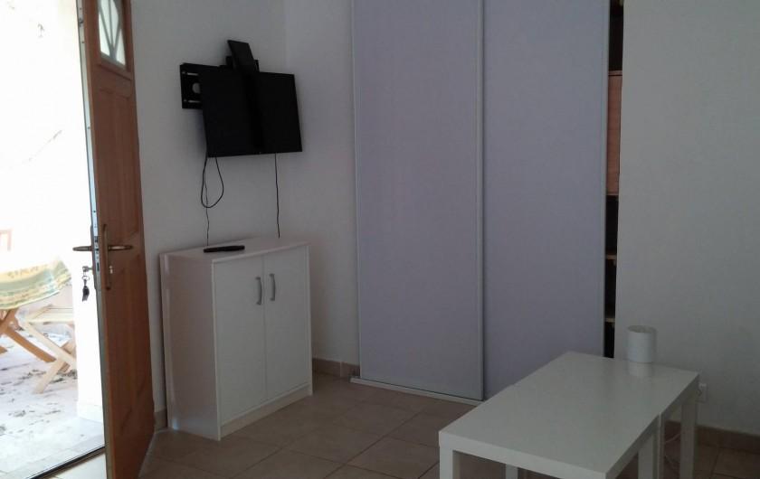 Location de vacances - Villa à La Seyne-sur-Mer - Salon