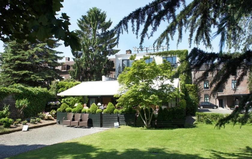 Location de vacances - Hôtel - Auberge à Hermalle-sous-Argenteau
