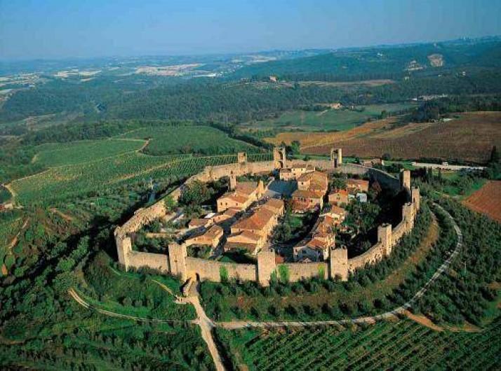 Location de vacances - Maison - Villa à Monteriggioni - Monteriggioni à 4 km
