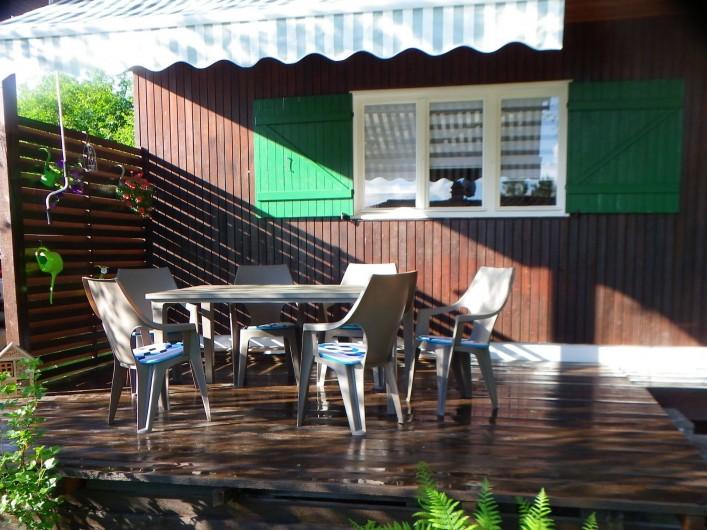 Location de vacances - Chalet à Langatte